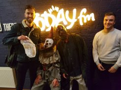 The Nightmare Realm visit Today Fm