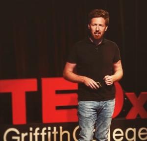 Tedx talk by Karl OConnor
